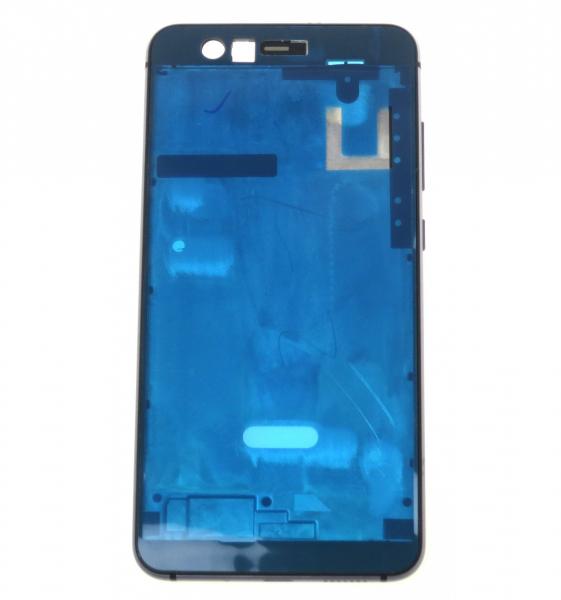 Rama mijloc carcasa Huawei P10 Lite Negru [0]