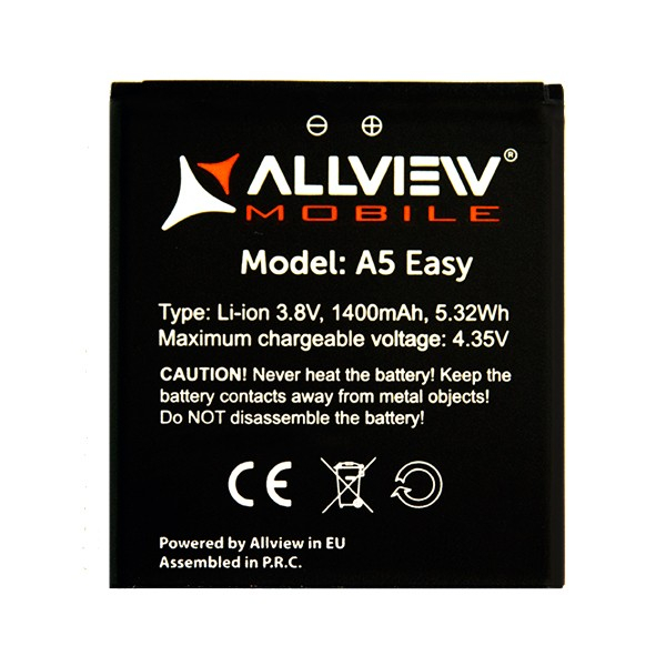 Acumulator Baterie Allview A5 Easy Original [0]