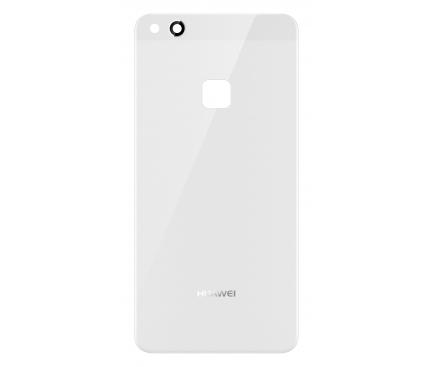 Capac baterie Huawei P10 Lite Alb Compatibil 0