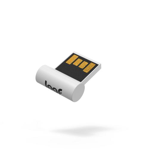 stick USB Leef Surge 64 GB USB 2.0, LSG00WW064E4 Alba