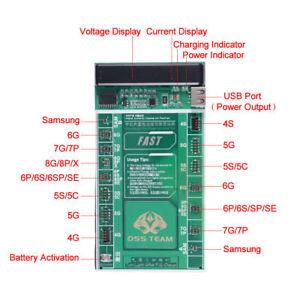 Incarcator baterii iphone x, iphone, Samsung, Activator baterie W208A+ 0