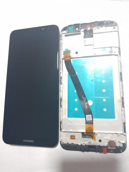 Ecran Display Huawei Mate 10 Lite negru cu Rama [0]