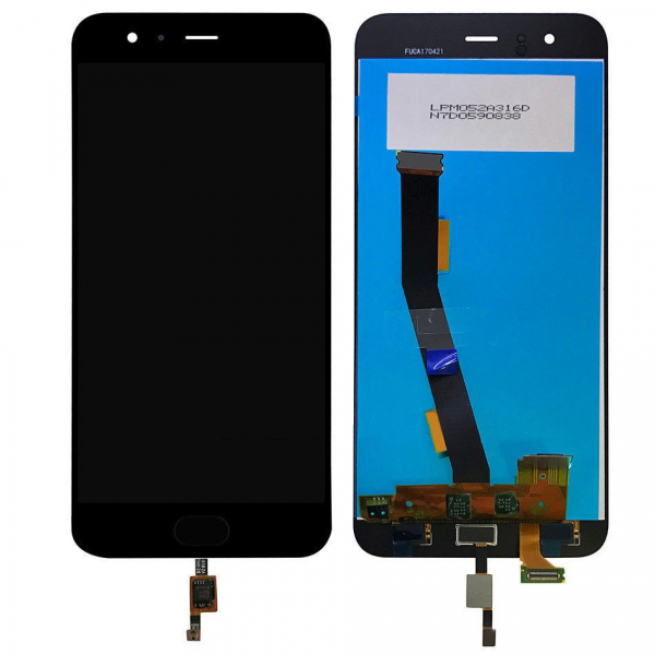 Ecran Display Xiaomi Mi 6 Negru Compatibil 0