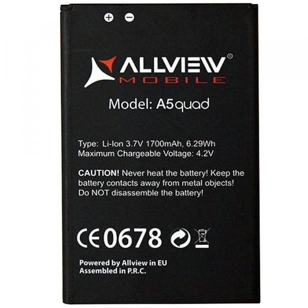 Acumulator Baterie Allview A5 Quad original 0