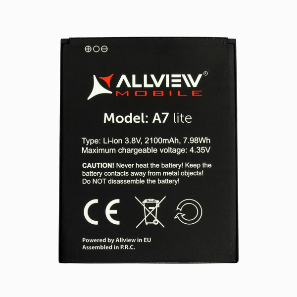 Acumulator Baterie Allview A7 Lite Original 0
