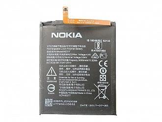 Acumulator Baterie Nokia 6 3000mAh Original HE317 / HE316 / HE335 0