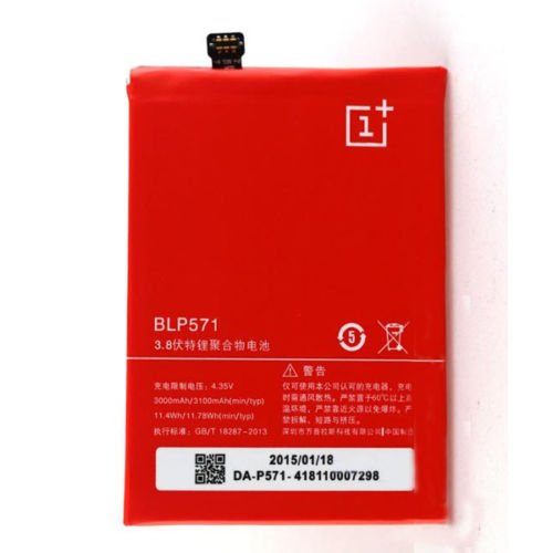 BLP571,Acumulator Baterie OnePlus One BLP571 3000mAh, [0]