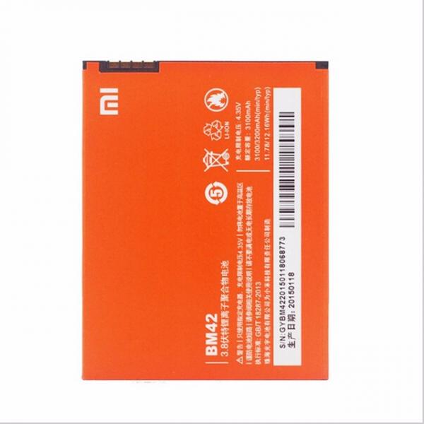 Acumulator Baterie Xiaomi BM42 3100mAh Xiaomi Redmi Note 0