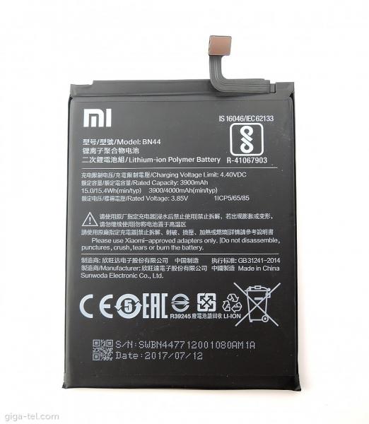 Acumulator Baterie Xiaomi BN44 4000mAh - Xiaomi Mi Max, Redmi 5 Plus 0
