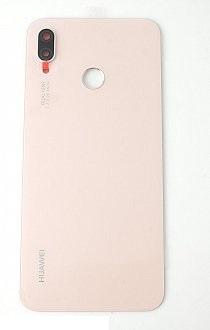 Capac baterie pentru Huawei  P20 Lite Pink Original 0