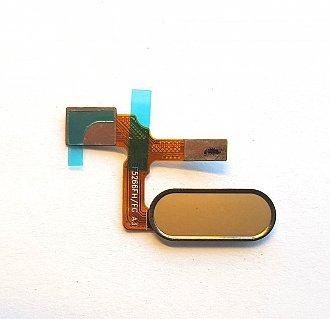 Banda flex cu buton amprenta Honor 9 Gold [0]