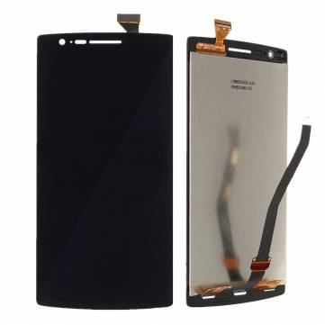 Ecran Display OnePlus One negru oem [0]