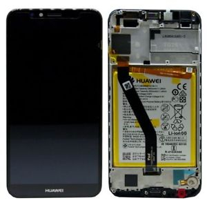 Ecran Display Huawei Y6 2018 cu acumulator si rama Service Pack ATU-L11, ATU-LX3, ATU-L21, ATU-L22 0