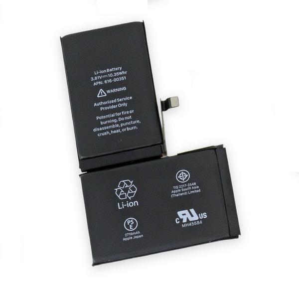 Acumulator Baterie iPhone X 0