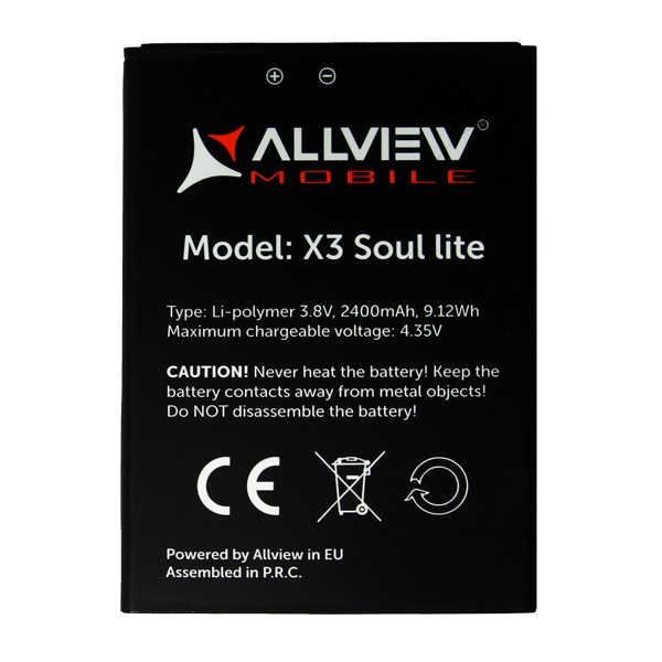 Baterie Acumulator Allview X3 soul Lite Original [0]