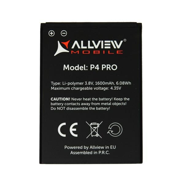 Acumulator Baterie Allview P4 Pro (original) 0