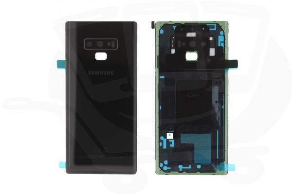 Capac baterie Samsung Galaxy Note 9 N960f Negru Original Service Pack 0