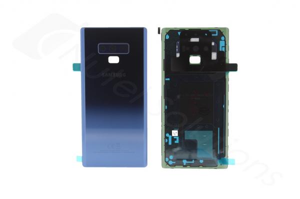 Capac baterie Samsung Galaxy Note 9 N960f Blue Albastru Original Service Pack 0