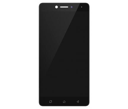 Display Lenovo K6 Note negru 0