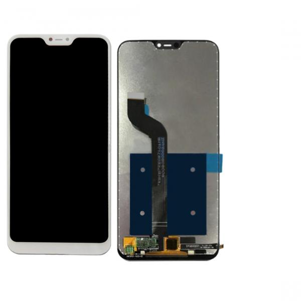 Display cu touchscreen XIAOMI Mi A2 Lite , Alb Compatibil 0