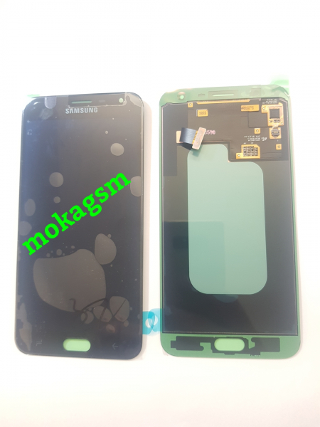 Ecran Display cu touchscreen Samsung Galaxy J7 Duo J720f, Negru 0