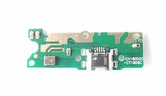 Placa incarcare conector microfon Huawei Y5 2018 [0]