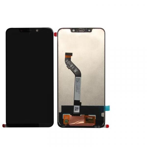 Ecran Display Xiaomi Pocophone F1 Pocofone F1 negru Original 0