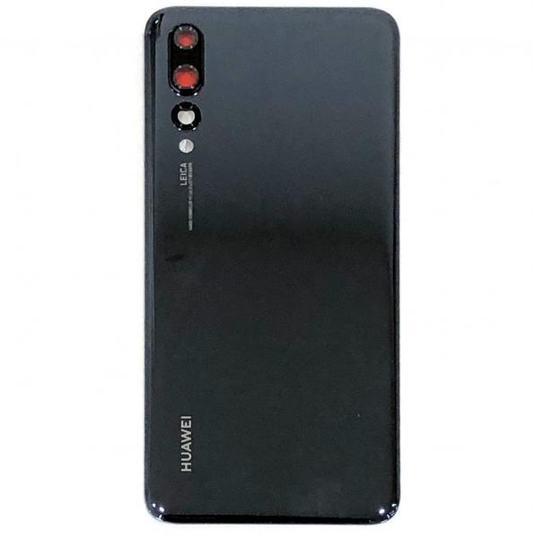 Capac baterie original pentru Huawei P20 Pro Swap Negru 0