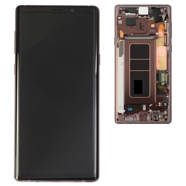 Ecran display Samsung Galaxy Note 9 N960f Metallic Copper 0