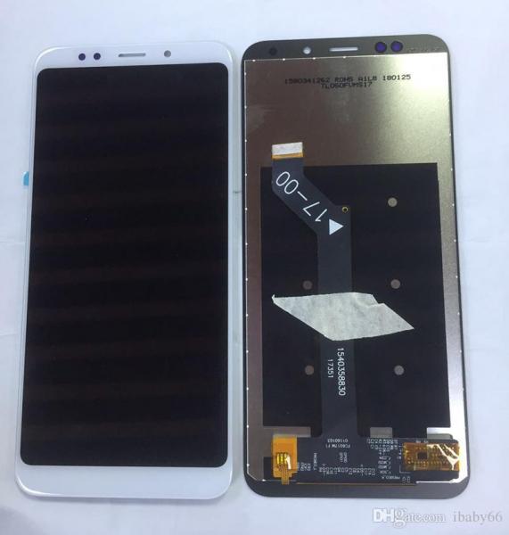 Ecran DIsplay Xiaomi Redmi 5 Plus Alb 0