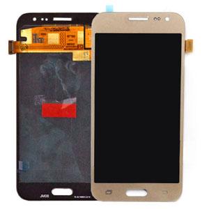 Ecran Display cu touchscreen Samsung Galaxy J2 J200 Gold [0]