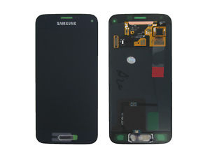Ecran display Samsung Galaxy S5 Mini G800f negru 0