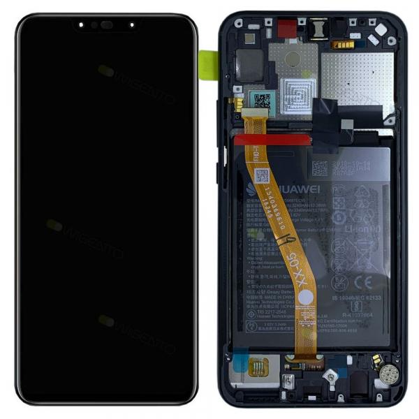 Ecran Display Huawei Psmart Plus P smart Plus  Nova 3i cu acumulator Original 0