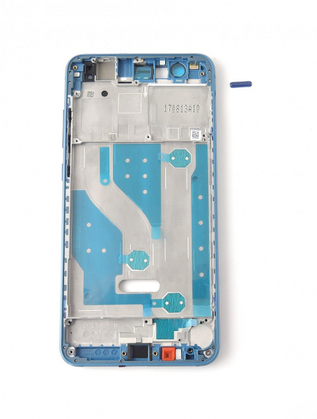 Rama mijloc carcasa Huawei P10 Lite Blue Albastru 0