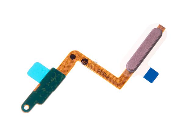 Senzor amprenta, buton Power Samsung A7 2018 A750 Pink Roz [0]