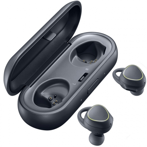 Casti Bluetooth Stereo Samsung Gear IconX, SM-R150 Black 0