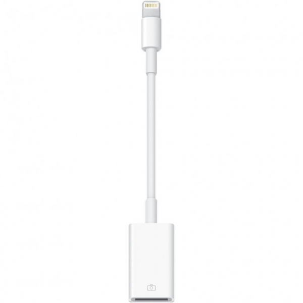 Adaptor cablu Lightning – USB, Apple MD821ZM/A 0