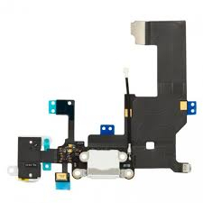 Mufa incarcare, flex incarcare, conector incarcare,  microfon, Apple iPhone 5 0