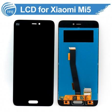 Display cu touchscreen XIAOMI MI5 cu Touchscreen negru Original 0