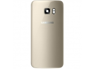 Capac baterie Samsung Galaxy S7 Edge G935 Gold Original 0