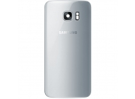 Capac baterie Samsung Galaxy S7 Edge G935 Silver Original 0