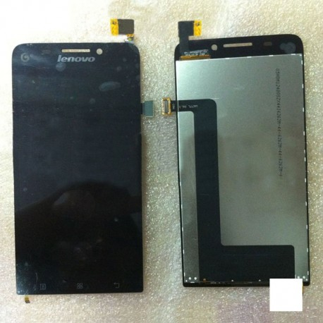 Display Lenovo S90 cu Touchscreen negru Original 0