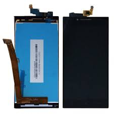 Display Lenovo P70 cu Touchscreen negru Original 0