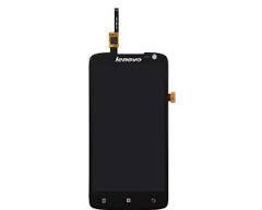 Display Lenovo S820 cu Touchscreen negru Original
