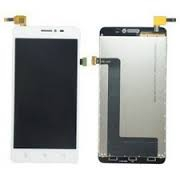 Display Lenovo S850 cu Touchscreen alb Original 0