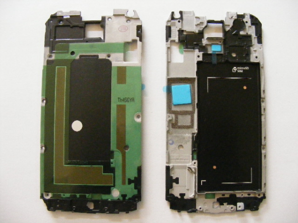 Rama Mijloc LCD Frame Samsung Galaxy S5 G900 Original 0