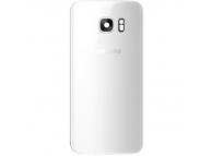 Capac baterie Samsung galaxy s7 g930 ORIGINAL ALB 0