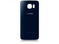 Capac baterie Samsung galaxy s6 g920 ORIGINAL NEGRU (Original)