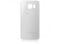 Capac baterie Samsung galaxy s6 g920 ORIGINAL ALB (Original) 0
