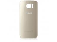 Capac baterie Samsung galaxy s6 g920 ORIGINAL GOLD (Original) 0